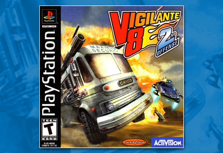 PlayStation Vigilante 8: 2nd Offense