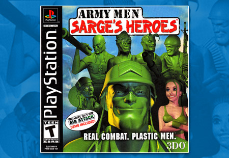PlayStation Army Men: Sarge's Heroes