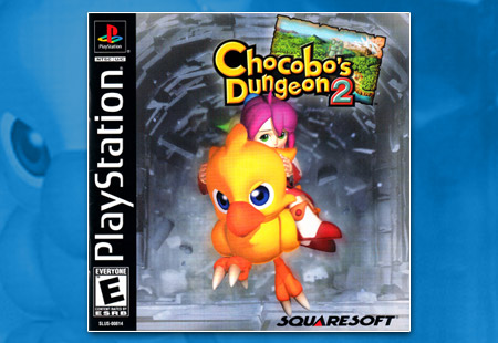 PlaySTation Chocobo's Dungeon 2