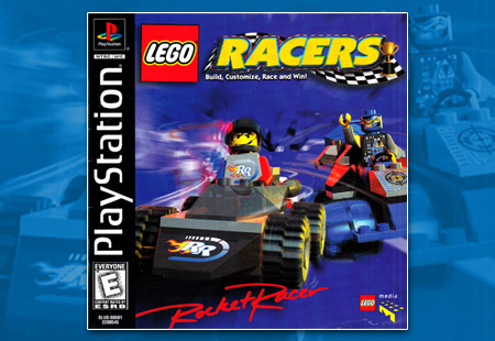 PlayStation Lego Racers