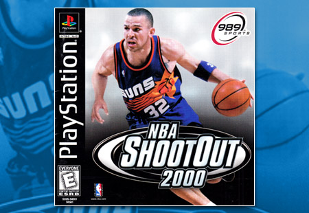 PlayStation NBA Shoot Out 2000