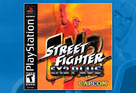 PlayStation Street Fighter EX 2 Plus