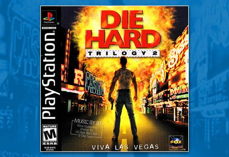 PlayStation Die Hard Trilogy 2: Viva Las Vegas