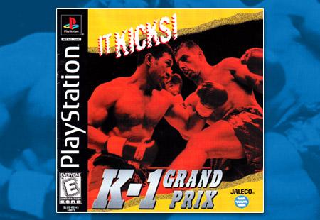PlayStation K-1 Grand Prix