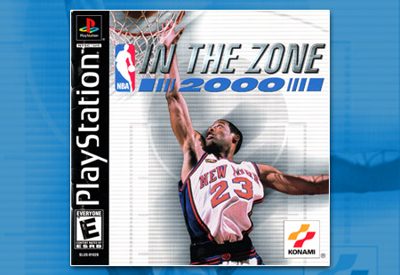 PlayStation NBA In the Zone 2000