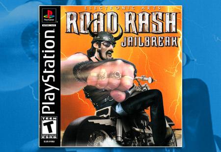 PlaySTation Road Rash Jailbreak