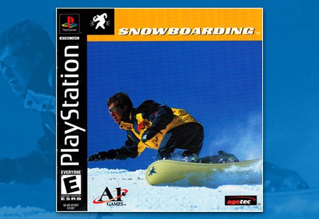 PlayStation Snowboarding