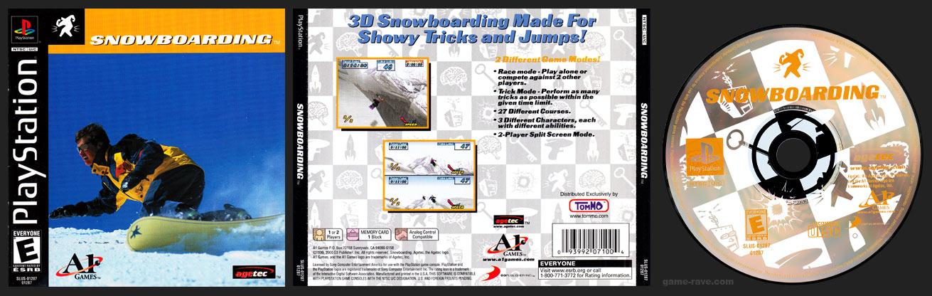 PlayStation Snowboarding