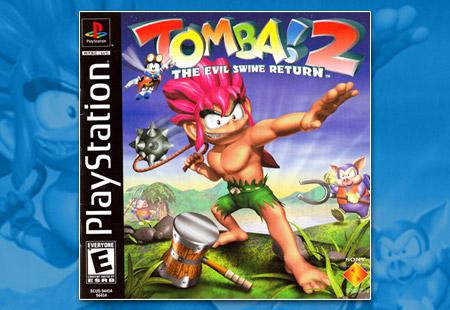 PlayStation Tomba ! 2: The Evil Swine Return