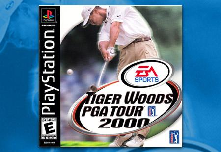 PlayStation Tiger Woods PGA Tour 2000