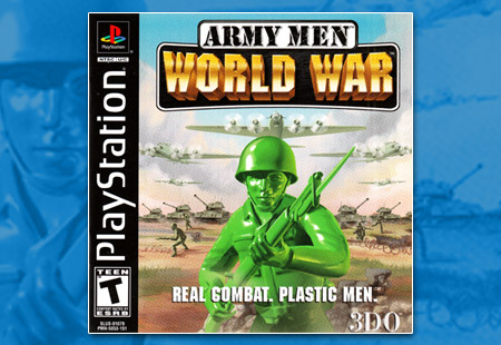 PlayStation Army Men: World War
