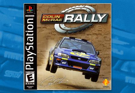 PlayStation Colin McRae Rally