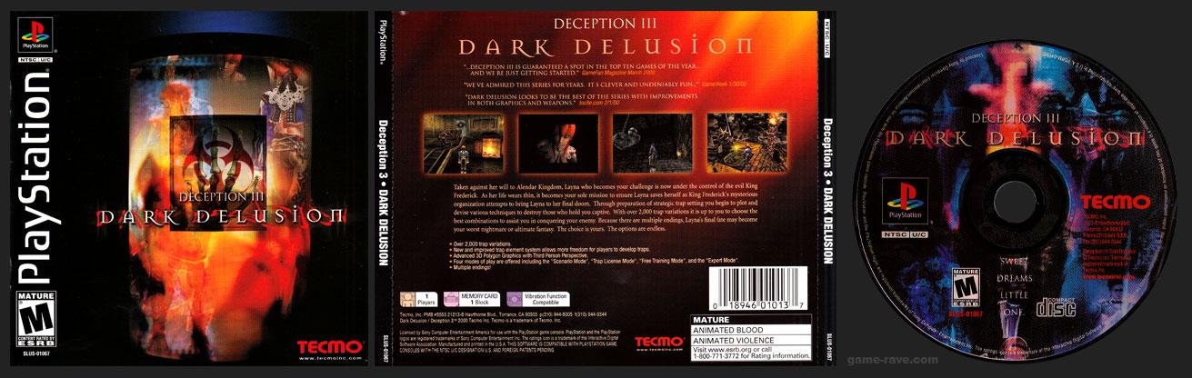PlaySTation Deception III: Dark Delusion