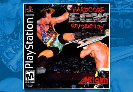 PlaySTation ECW Hardcore Revolution
