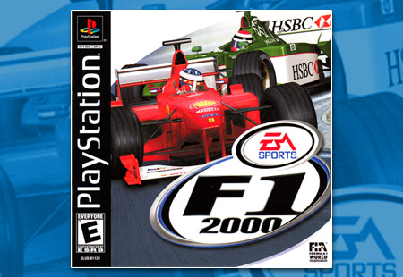PlayStation F1 2000