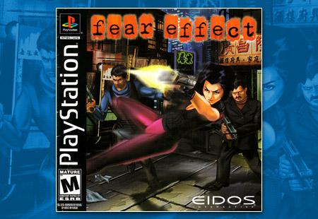 PlayStation Fear Effect