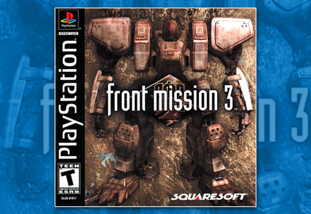 PlayStation Front Mission 3