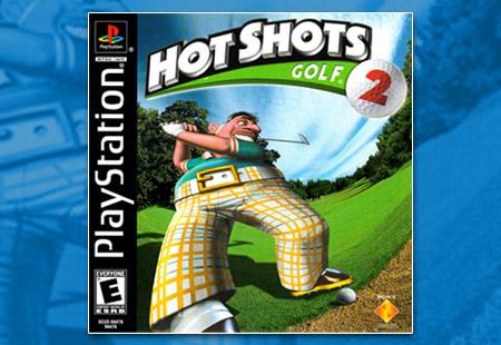PlayStation Hot Shots Golf 2