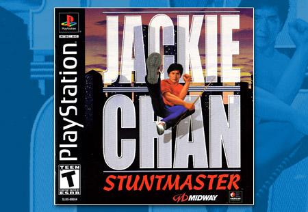 PlayStation Jackie Chan: Stuntmaster