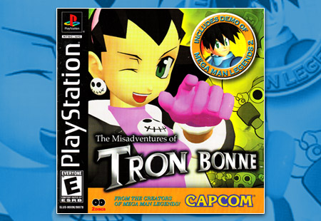 PlayStation The Misadventures of Tron Bonne