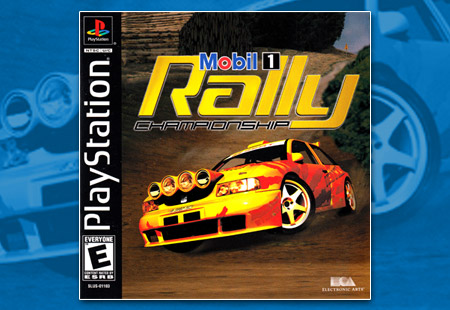 PlayStation Mobil 1 Rally Championship