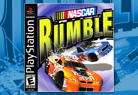 PlayStation NASCAR Rumble