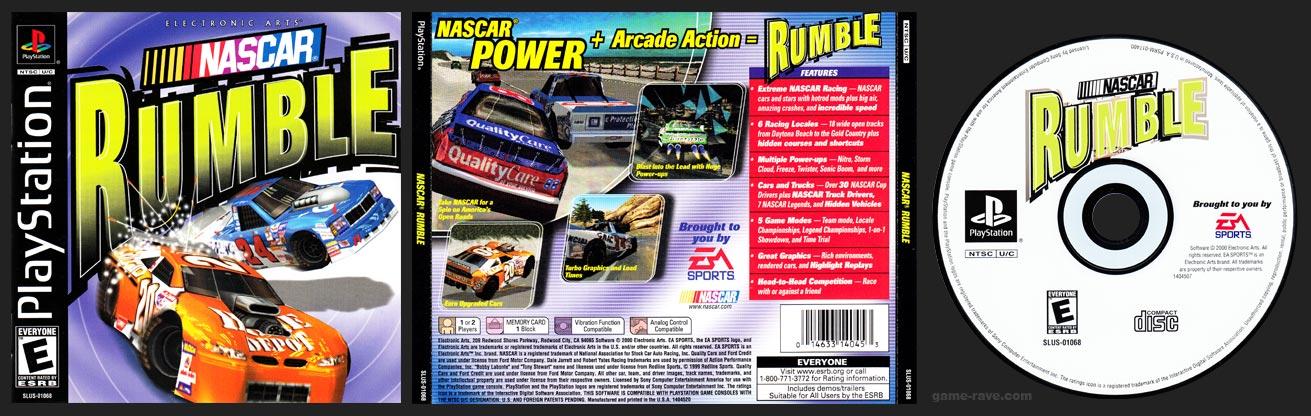 PlayStation NASCAR Rumble