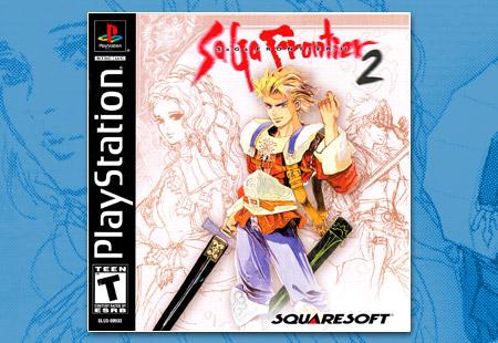 PlayStation Saga Frontier 2