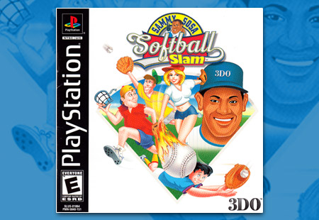 PlayStation Sammy Sosa Softball Slam