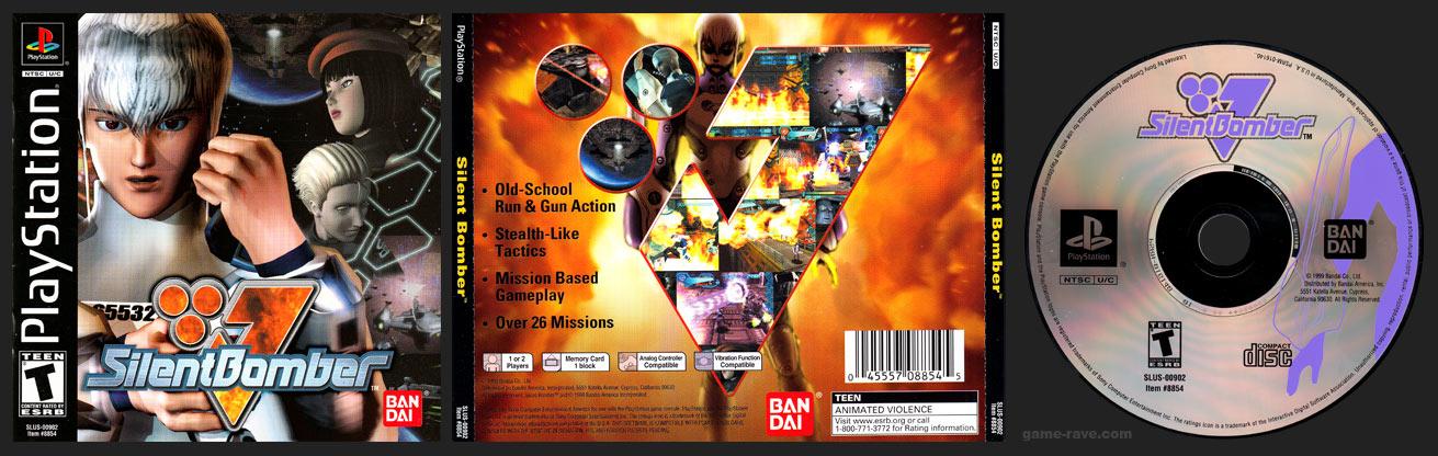 PlayStation Silent Bomber