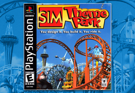 PlayStation Sim Theme Park