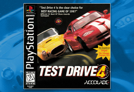 PlayStation Test Drive 4