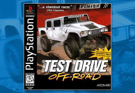 PlayStation Test Drive Off-Road