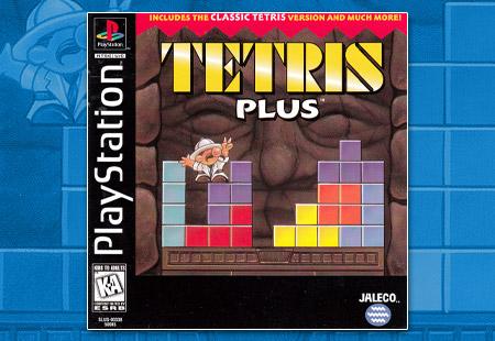 PlayStation Tetris Plus