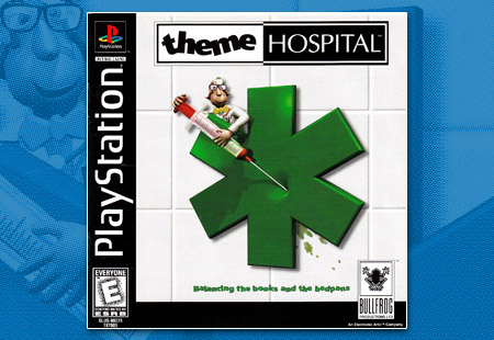 PlayStation Theme Hospital