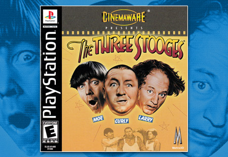 PlayStation The Three Stooges