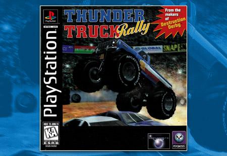 PlayStation Thunder Truck Rally