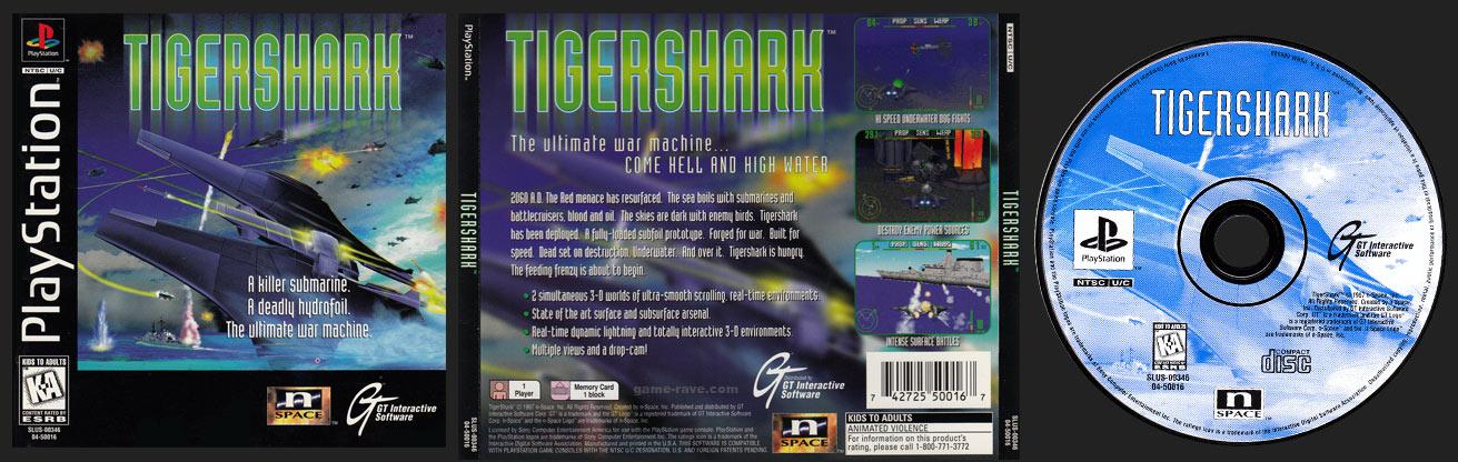 PlayStation Tigershark 1 Ring Variant