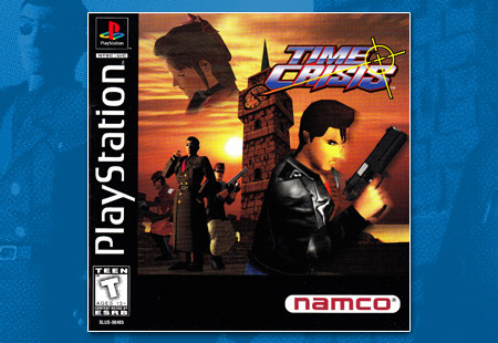 PlayStation Time Crisis