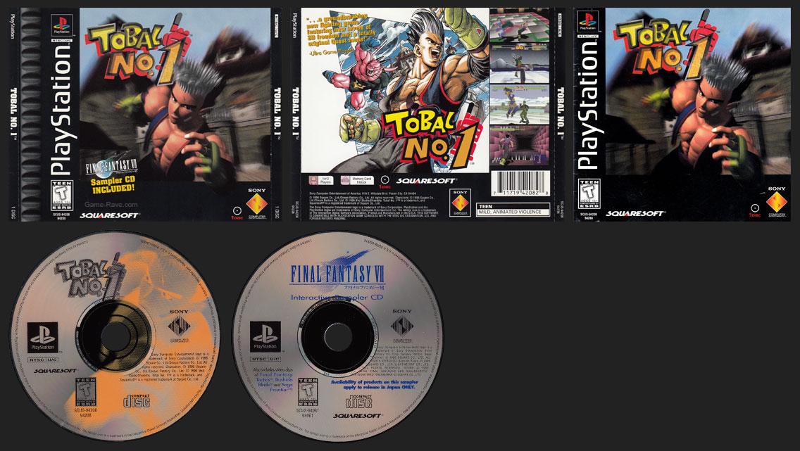 PlayStation Tobal No. 1