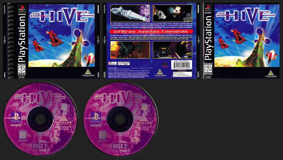 PlayStation The Hive