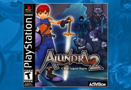 PlayStation Alundra 2