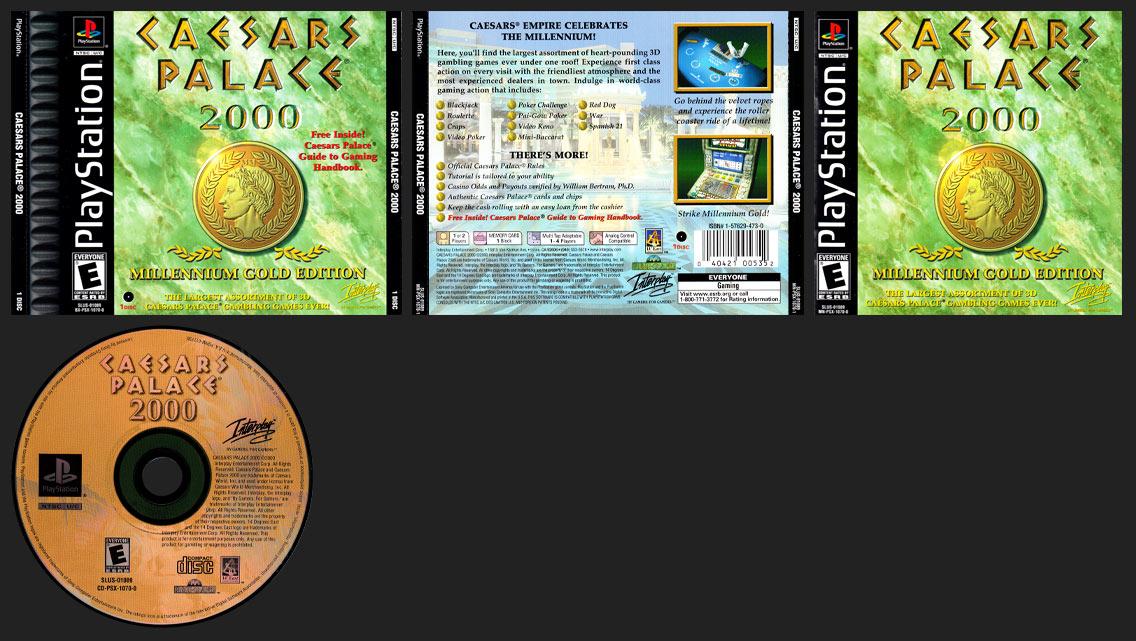 PlayStation Caesars Palace 2000