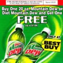 PSX Demo Driver 2 Mountain Dew Coupon Side 2