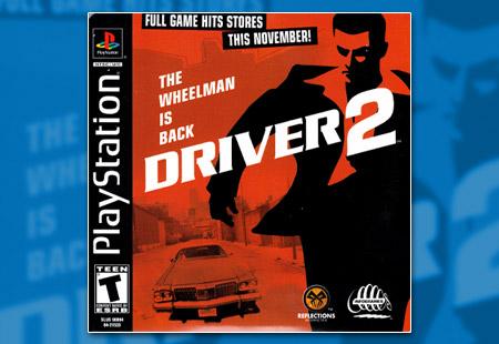 PlayStation Driver 2 Demo