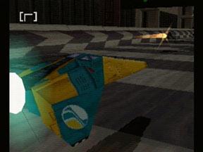 PSX Demo Wipeout 3 Screenshot 2