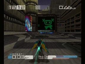PSX Demo Wipeout 3 Screenshot 3