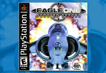 PlayStation Eagle One Harrier Attack