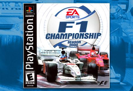 PlayStation F1 Championship Season 2000