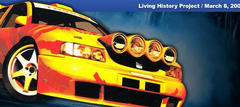 PlayStation Mobil 1 Rally Championship